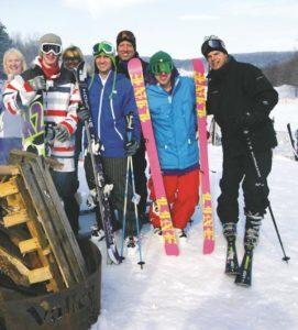 CFU Ski Trip